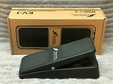 Fractal Audio Systems Ev-1 Expression Volume Pedal Black In Box