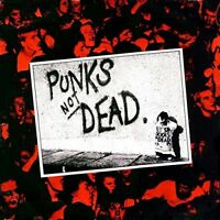THE EXPLOITED - PUNK'S NOT DEAD   VINYL LP NEW!