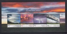 AUSTRALIA 2018 - CLOUDSCAPES Clouds MINISHEET  MNH - Nature , Weather