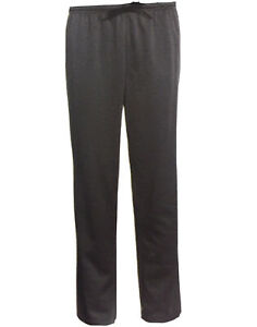 Reebok Mens Performance Fleece Joggers Pants Large Asphalt Gray