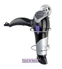 Naleon Hair Dryer Blower Holder Chrome Suction Hairdryer