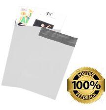 "1000 12x15.5 White Poly Mailer Self Sealing Shipping Envelopes Bags 12""X15.5"" #5"