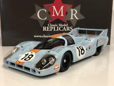 Porsche 917 LH 18 Gulf 24h le Mans 1971 Rodriguez Oliver 1:18 CMR045