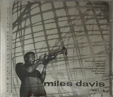 MILES DAVIS VOLUME 1 CD BLUE NOTE 2001 NEW SEALED FAST DISPATCH