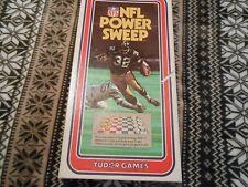 Vtg NFL Power Sweep Football Game 1975 Tudor
