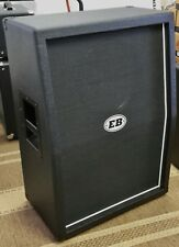 "EB 2 x 12"" Vertical, slant top, guitar, half stack speaker cabinet."