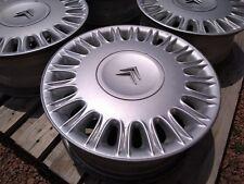 "4x Jantes Aluminium ALU MONZA 16"" 4x108 Citroen Peugeot Ford"