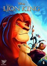 DVD  -  THE LION KING   (DISNEY)  1994  (ANIMATIE)  NEW / NIEUW / SEALED