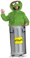 Sesame Street - Oscar the Grouch Adult Costume