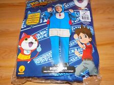 Size Small 4-6 Rubie's Yo-Kai Watch Robonyan Halloween Costume Jumpsuit New