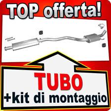Scarico ALFA ROMEO 147 1.6 2.0 16V TWIN SPARK 2000-2010 Marmitta UUF