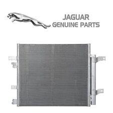 For Jaguar F-Type XJ XJR 2017-2018 Air Conditioning Condenser Genuine C2D26543