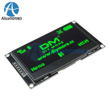 242 Inch Green Oled Lcd Display Ssd1309 128x64 Spiiic Serial Port For Arduino