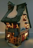 Department 56 North Pole Heritage-Elf Bunkhouse New Retired