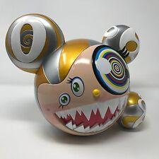 Takashi Murakami x Complex Con Mr DOB Figure BAIT SWITCH Gold and Red SET