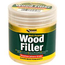 EVERBUILD MULTI PURPOSE WOOD FILLER JOINERS GRADE  250ml.......PINE///////