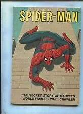 SPIDER-MAN: THE SECRET STORY OF MARVELS WORLD-FAMOUS WALL CRAWLER (8.0) 1981