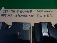 """OUT OF SAMSUNG UA60H6400 60"""" LED TV, SPEAKER SET ONLY ,EC"""