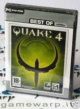 Stock 50 pz.- Quake 4 IV ID Software (PC) - NUOVI SIGILLATI ITALIANI