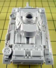 Milicast BG083 1/76 Resin WWII German Panzer III Ausf. N  75mm L/24 (Early)