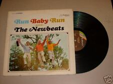 ORIGINAL The Newbeats  Run Baby Run  LPS-128 Hickory LP