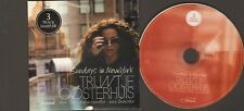 TRIJNTJE OOSTERHUIS Sundays in New York CDSINGLE 3 track Clayton Hamilton Jazz