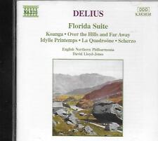 CD album: Delius: Florida Suite. David Lloyd-jones. Naxos. N