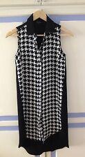 Lovely River Island Shirt Dress, size UK6 - VGC
