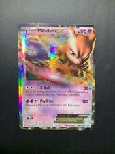 Mewtwo EX 54/113 Nero e Bianco-Legendary Treasures Rare Holo EX ENG Pokèmon