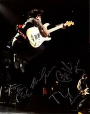 GREEN DAY signed autographed 11x14 photo BILLIE JOE ARMSTRONG + 3