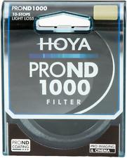 Hoya Pro ND1000 densidad neutra 10 PARADAS Filtro: 77mm