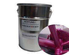 0,5 Liter Spritzfertigen Basislack Candy Lila Metallic Autolack Trendlack Tuning