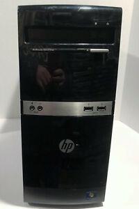 HP 505B MT Desktop PC (AMD Athlon II X2 2.8GHz 3GB 500GB Win 10 Pro)