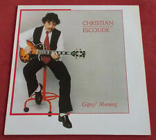 CHRISTIAN ESCOUDE LP ORIG FR GIPSY'S MORNING