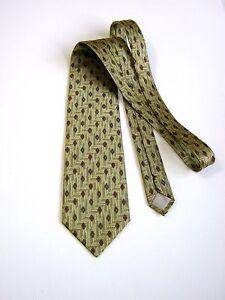 UGO CORSINI Made IN Italy Vintage 90 Silk 100% Slik