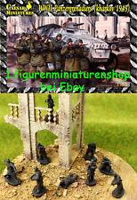 1:72 FIGUREN HB01 WWII PANZERGRENADIERS KHARKOV 1943 - CAESAR