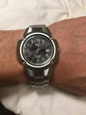 CASIO MTP-3036-1A (2784) Stainless Steel 100M H20 Casual Sports 41mm Watch mint