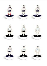 More details for a4 subbuteo afc telford united print - featuring 9 kits from the last 30 years