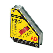 Strong Hand Tools Adjust-O Magnet Square with ON/OFF switch, 90lb Pull #MSA46-HD