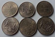 SOMALI 1 scellini 1967