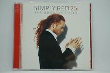 Simply Red : Simply Red 25 - The Greatest Hits    2 CD Album
