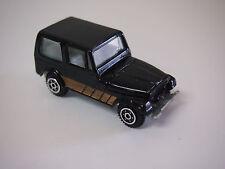 Jeep CJ7 1982 Yatming 1803 1/64 ALL Diecast Loose Hong Kong