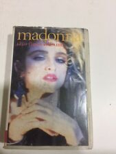 MADONNA FIRST ALBUM CLAMSHELL ULTRA RARE CASSETTE TAPE INDIA 1989