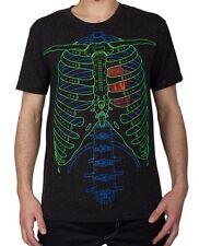 Men's T-shirt Cyberdog Size L looks stunning in UV light