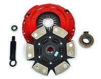 XTREME 6-PUCK RACE CLUTCH KIT for 93-95 HONDA CIVIC COUPE 1.6L B16 DOHC VTEC