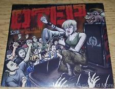 """OTEP   """"Sounds Like Armageddon""""  Digipak  Victory/VR682   NEW  (CD, 2012)"""