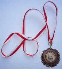 25. Rahlstedter Wandselauf Hamburg 2010 Medaille am Band NEU (A57v)