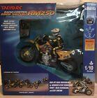 NIB TAIYO R/C Mini Suzuki RM250 Motocross Motorcycle Radio Control Gyro Tech.