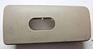 Ford Taurus 2004 Authentic OEM Passenger Right Side Window Switch Door Trim Tan