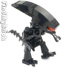 SW11 - Lego Alien Prometheus Custom Xenomorph Minifigure - Black - NEW